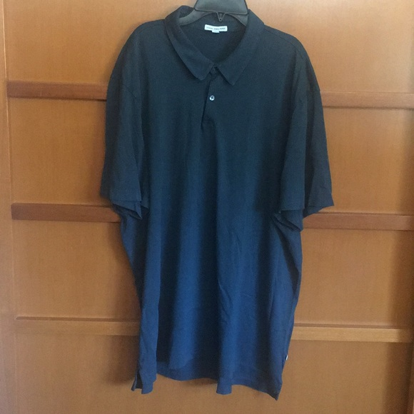 50614c5a0ce James Perse Shirts | Mens Two Button Collared Short Sleeve | Poshmark